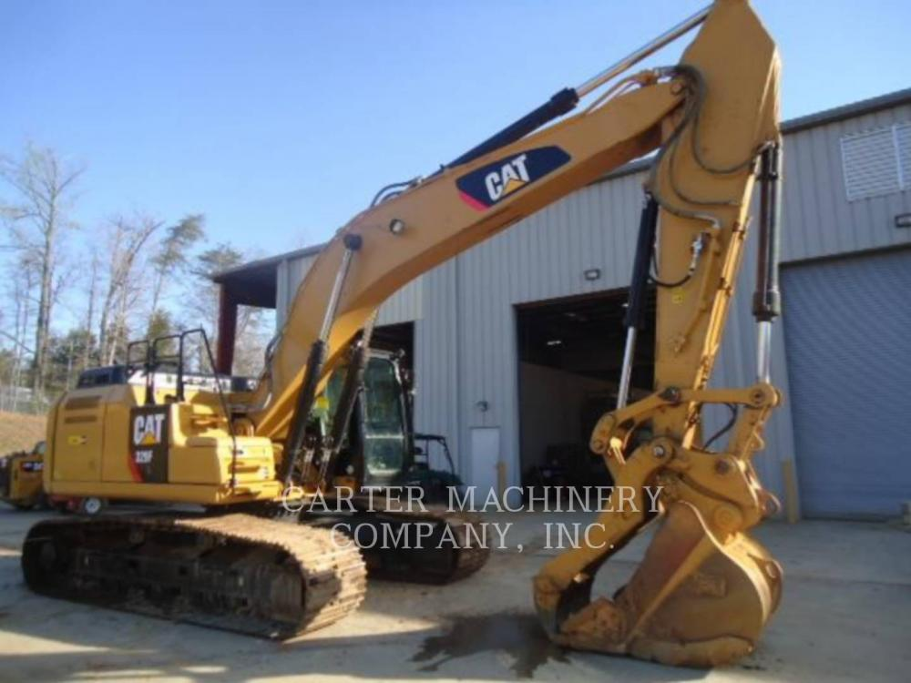Detail photo of 2015 Caterpillar 329F from Construction Equipment Guide