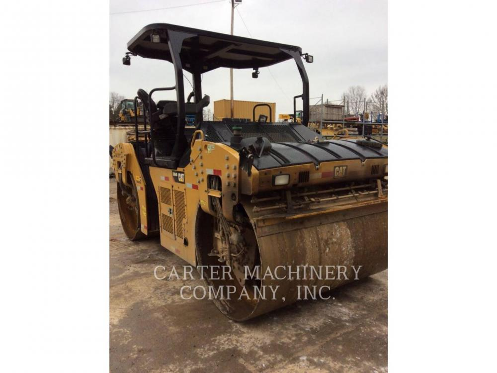 Detail photo of 2017 Caterpillar CB64B from Construction Equipment Guide
