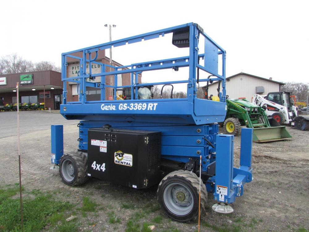 Detail photo of 2020 Genie GS-3369 RT from Construction Equipment Guide