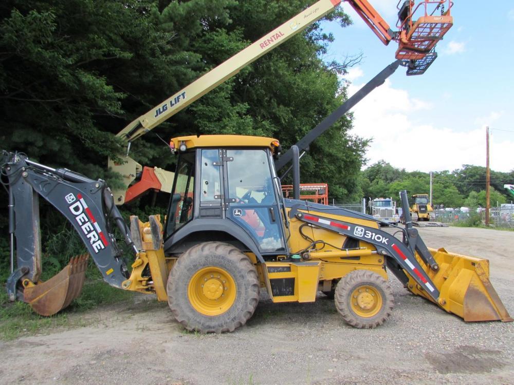 Detail photo of 2012 John Deere 310K from Construction Equipment Guide