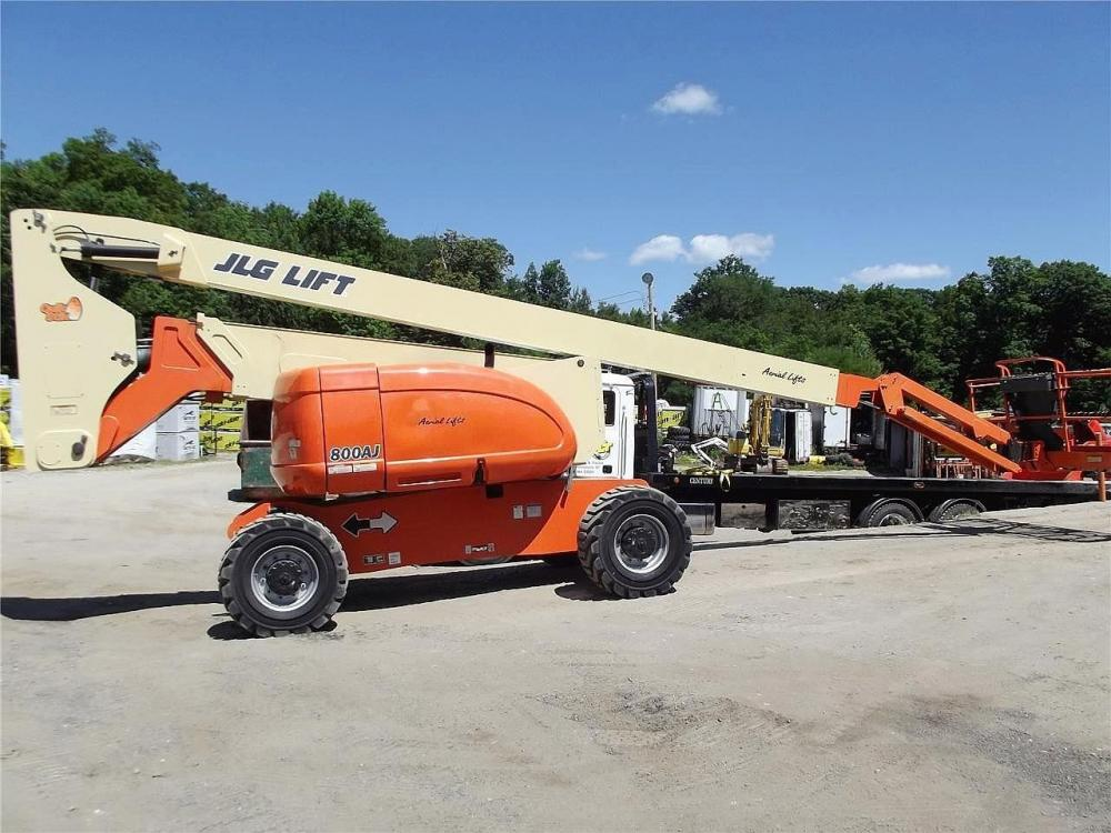 Detail photo of 2008 JLG 800AJ from Construction Equipment Guide