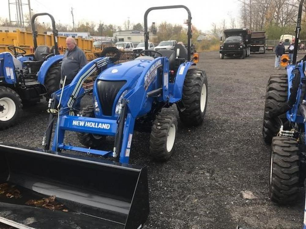 Detail photo of 2016 New Holland WORKMASTER 37 from Construction Equipment Guide