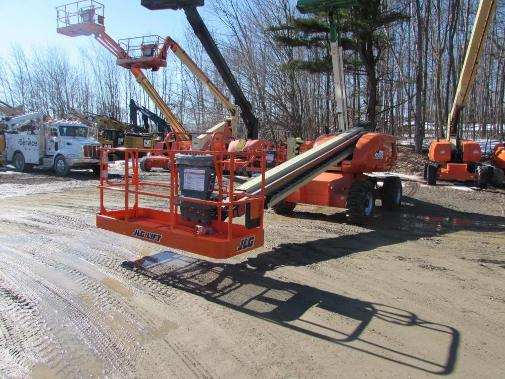 Detail photo of 2007 JLG 600S from Construction Equipment Guide