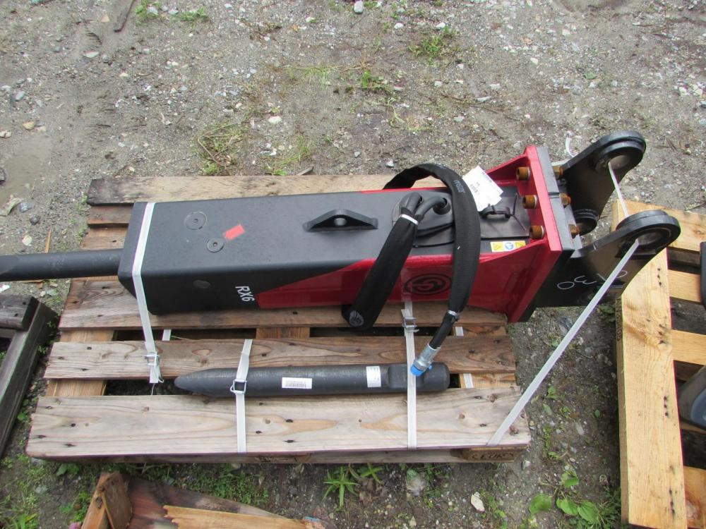 Detail photo of 2015 Chicago Pneumatic  RX6 from Construction Equipment Guide