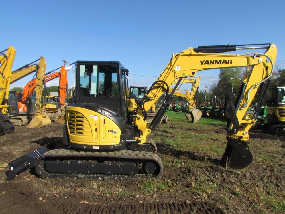 Detail photo of 2019 Yanmar VIO55 from Construction Equipment Guide
