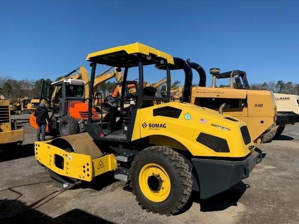 Detail photo of 2018 Bomag BW 145 DH-5 from Construction Equipment Guide