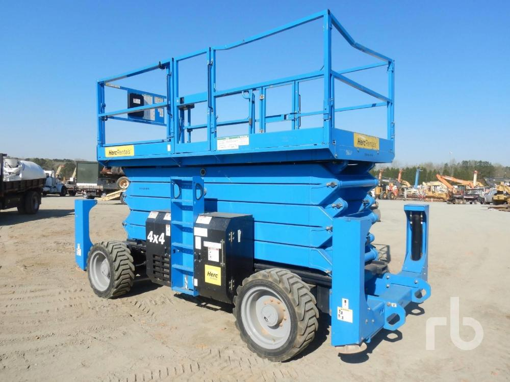 Detail photo of 2015 Genie GS-5390RT from Construction Equipment Guide
