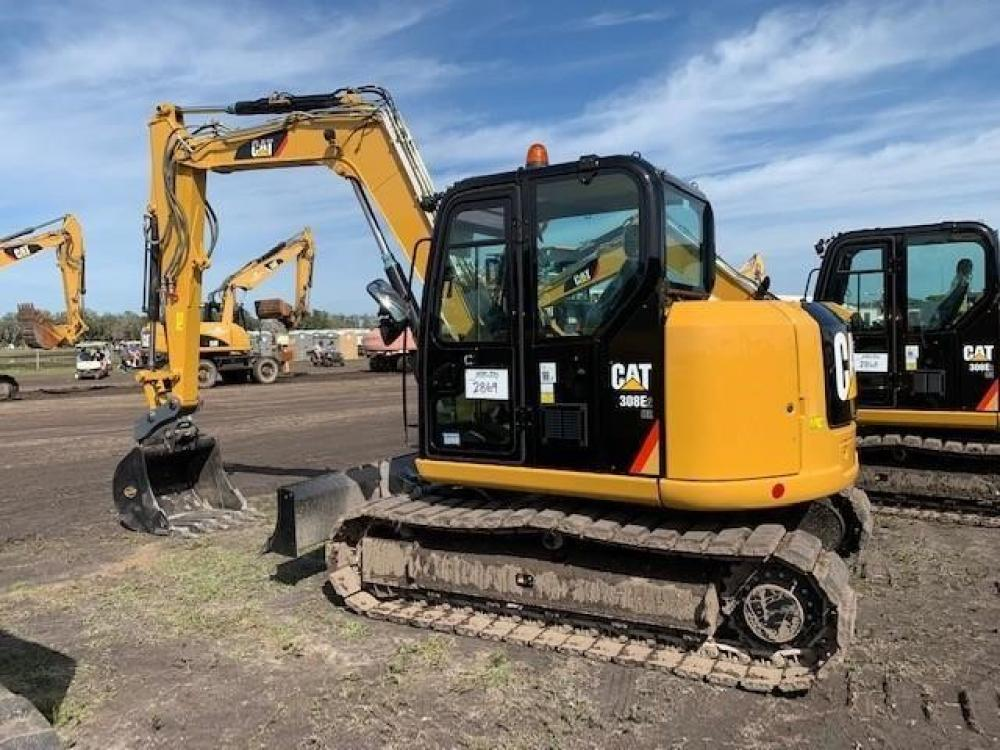 Detail photo of 2018 Caterpillar 308E2 CR from Construction Equipment Guide