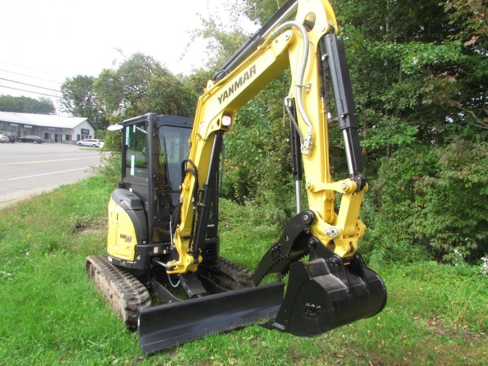Detail photo of 2018 Yanmar VIO35-6A from Construction Equipment Guide
