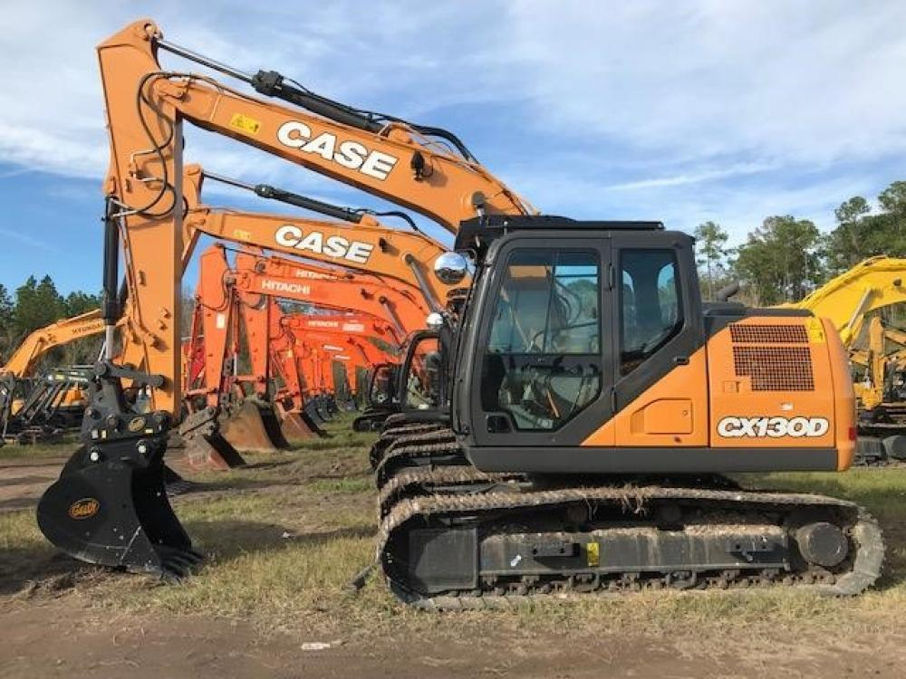 Detail photo of 2019 Case CX130D from Construction Equipment Guide
