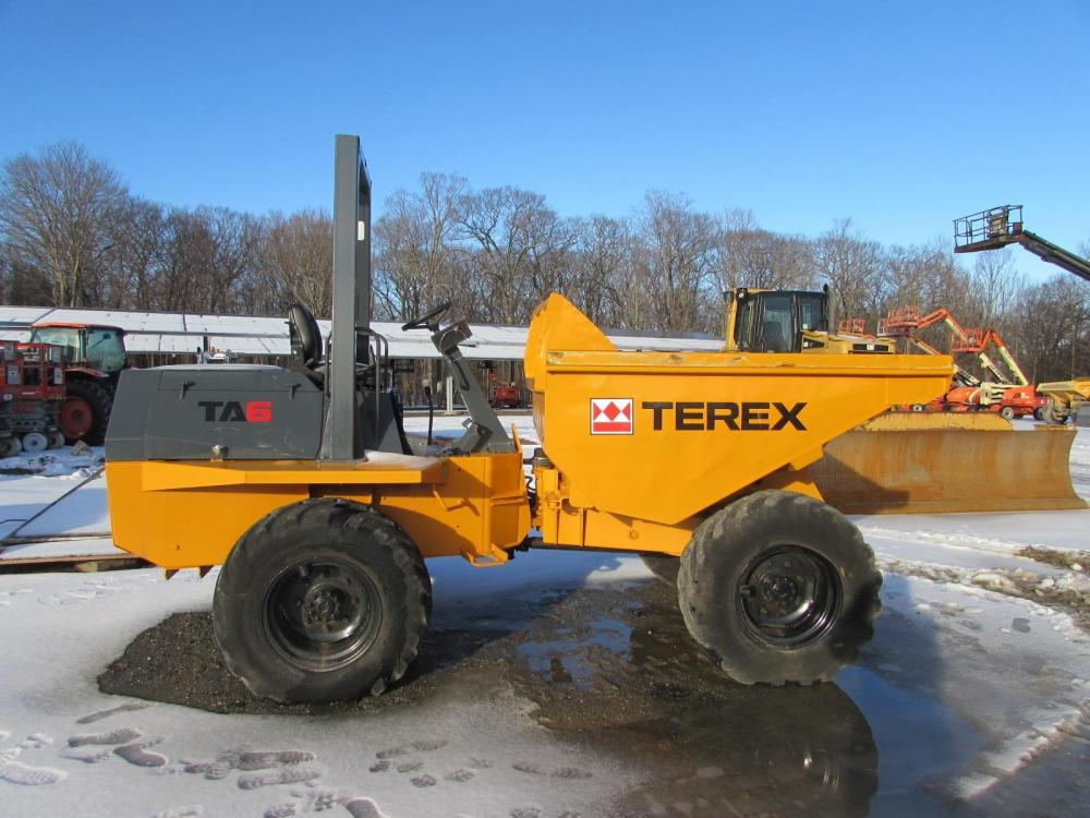Detail photo of 2000 Benford  6000APNR from Construction Equipment Guide