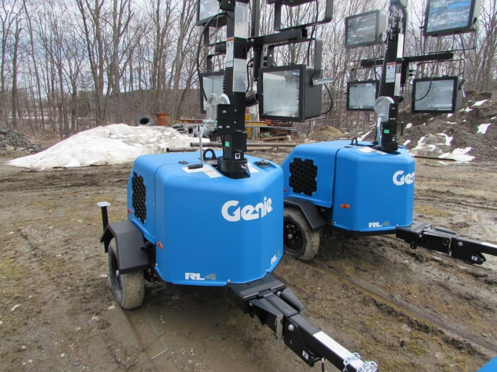 Detail photo of 2017 Genie RL4 from Construction Equipment Guide