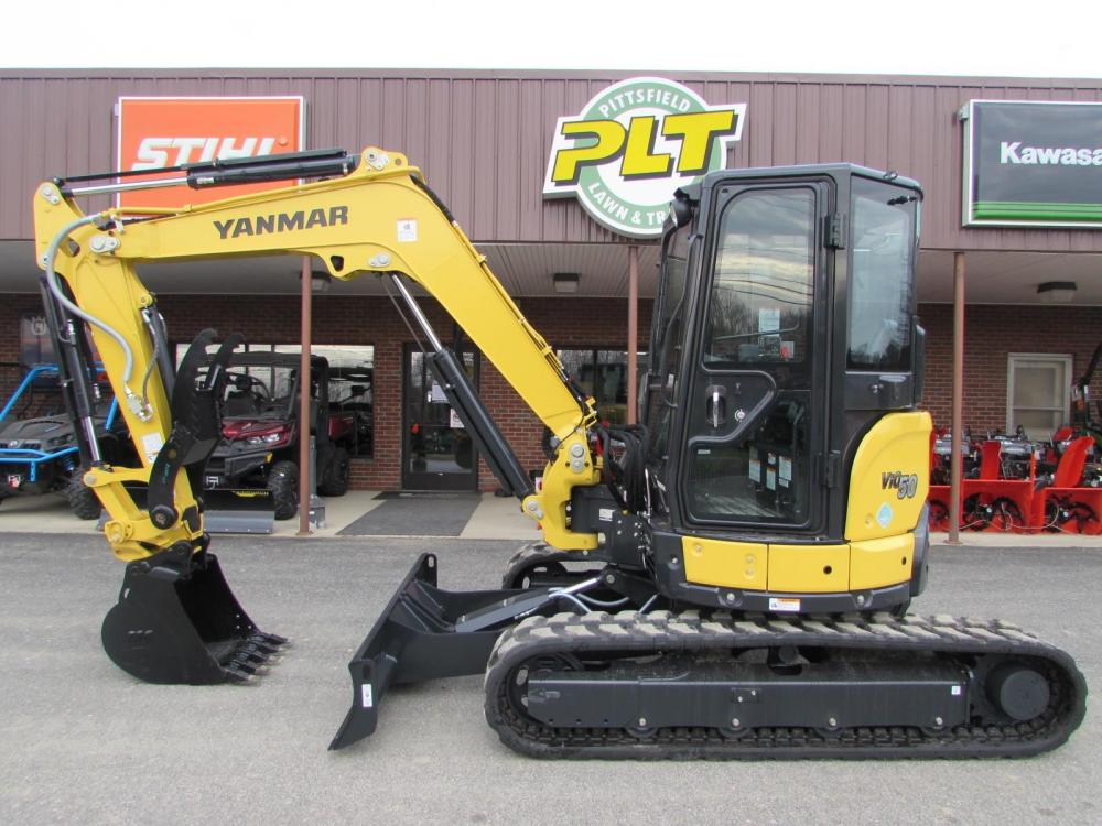 Detail photo of 2019 Yanmar VIO50-6A from Construction Equipment Guide