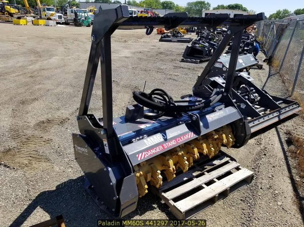 Detail photo of 2016 Bradco MM60S from Construction Equipment Guide