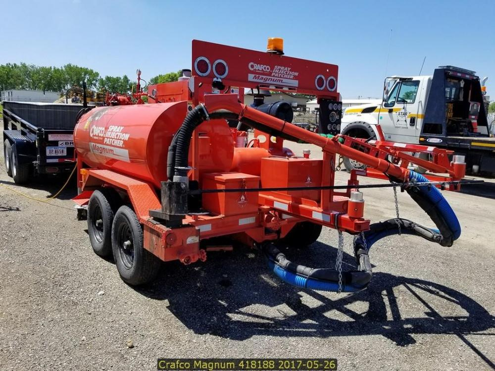 Detail photo of 2015 Crafco PATCHER II from Construction Equipment Guide