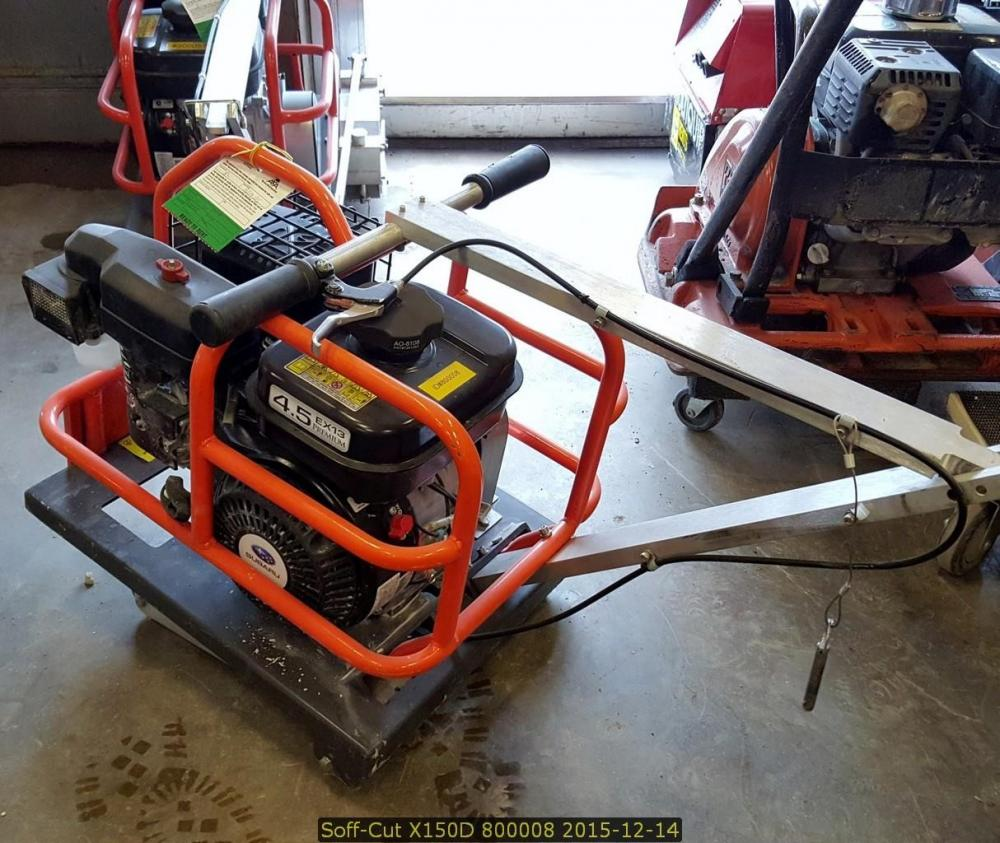 Detail photo of 2014 Soff-Cut X150D PROWLER from Construction Equipment Guide