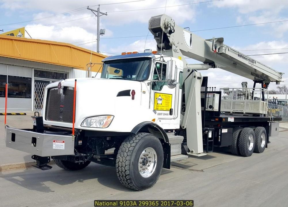 Detail photo of 2014 National 9103A from Construction Equipment Guide
