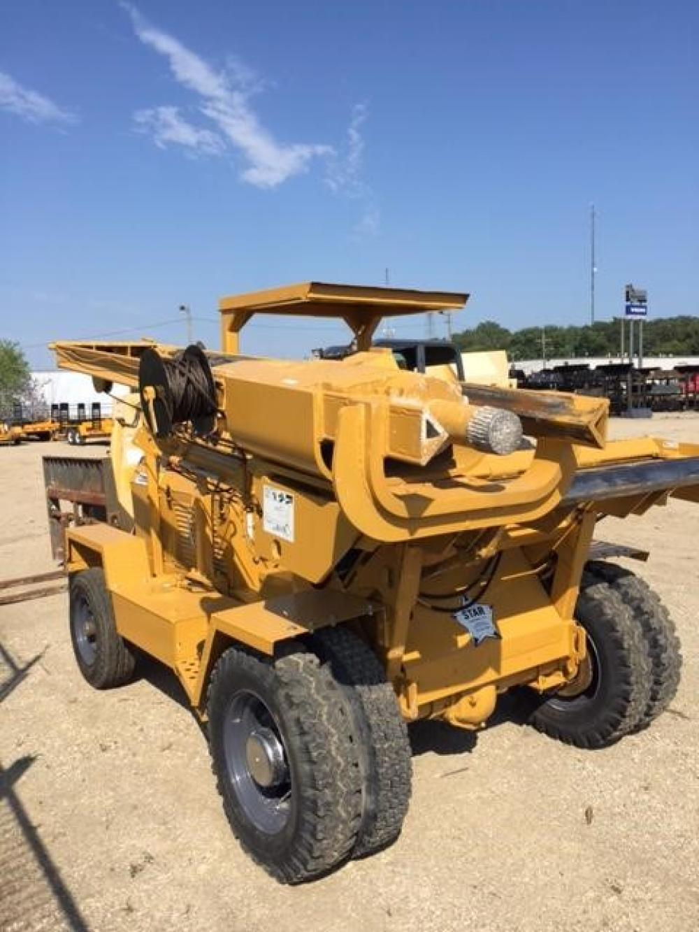 Detail photo of 1997 Arrow Master 1350 from Construction Equipment Guide