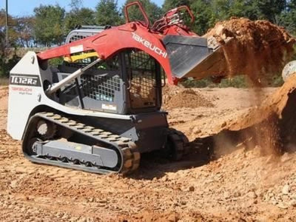 Detail photo of 2018 Takeuchi TL12R2 from Construction Equipment Guide