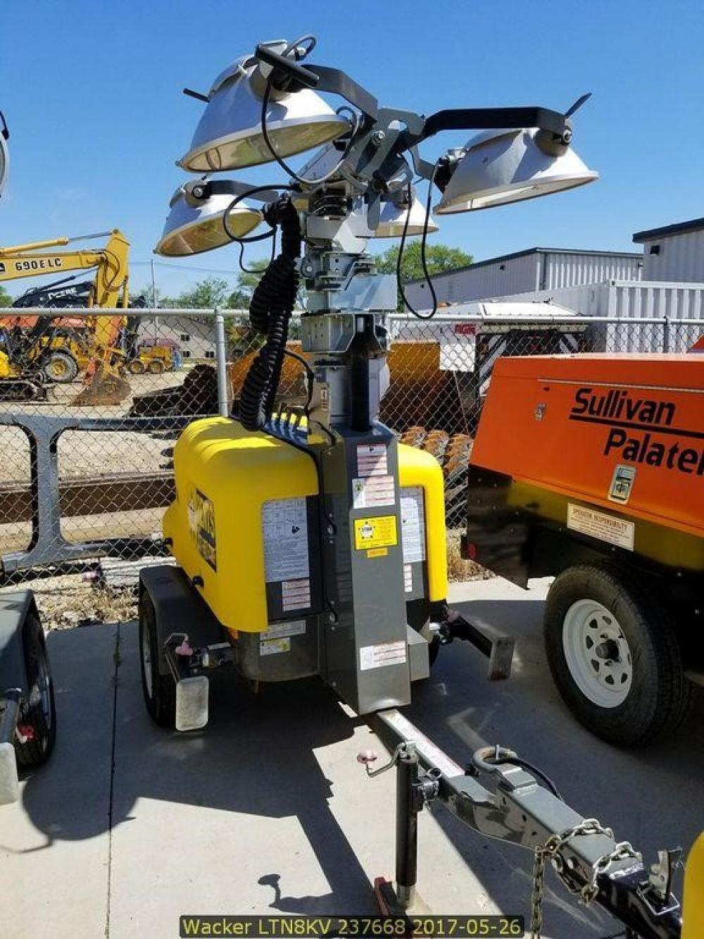 Detail photo of 2014 Wacker Neuson LTN 8KV from Construction Equipment Guide
