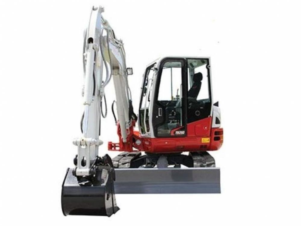 Detail photo of 2017 Takeuchi TB260 from Construction Equipment Guide