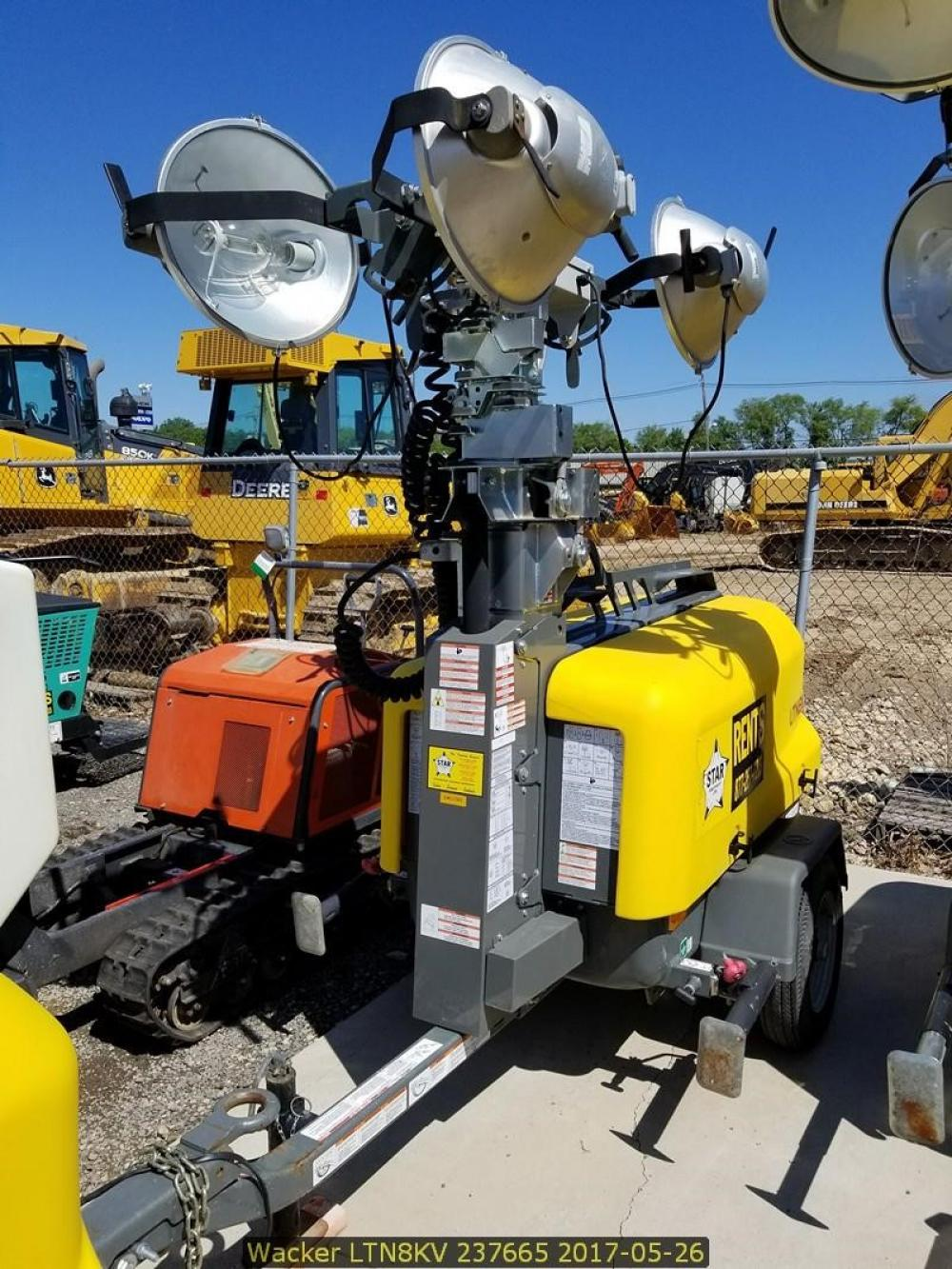 Detail photo of 2014 Wacker Neuson LTN 8KV from Construction Equipment Guide