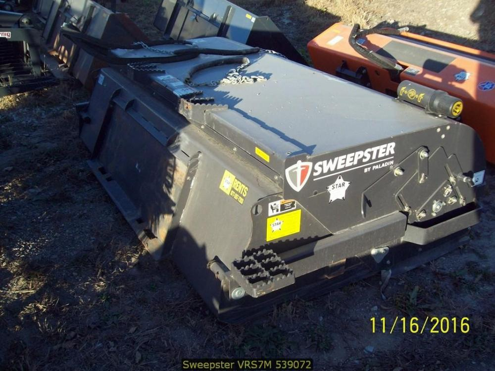 Detail photo of 2015 Sweepster VRS7M from Construction Equipment Guide
