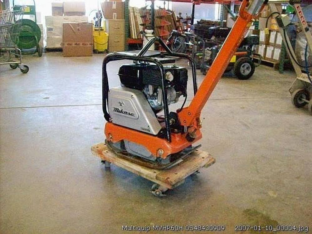 Detail photo of 2008 Multiquip MVHR-60H from Construction Equipment Guide