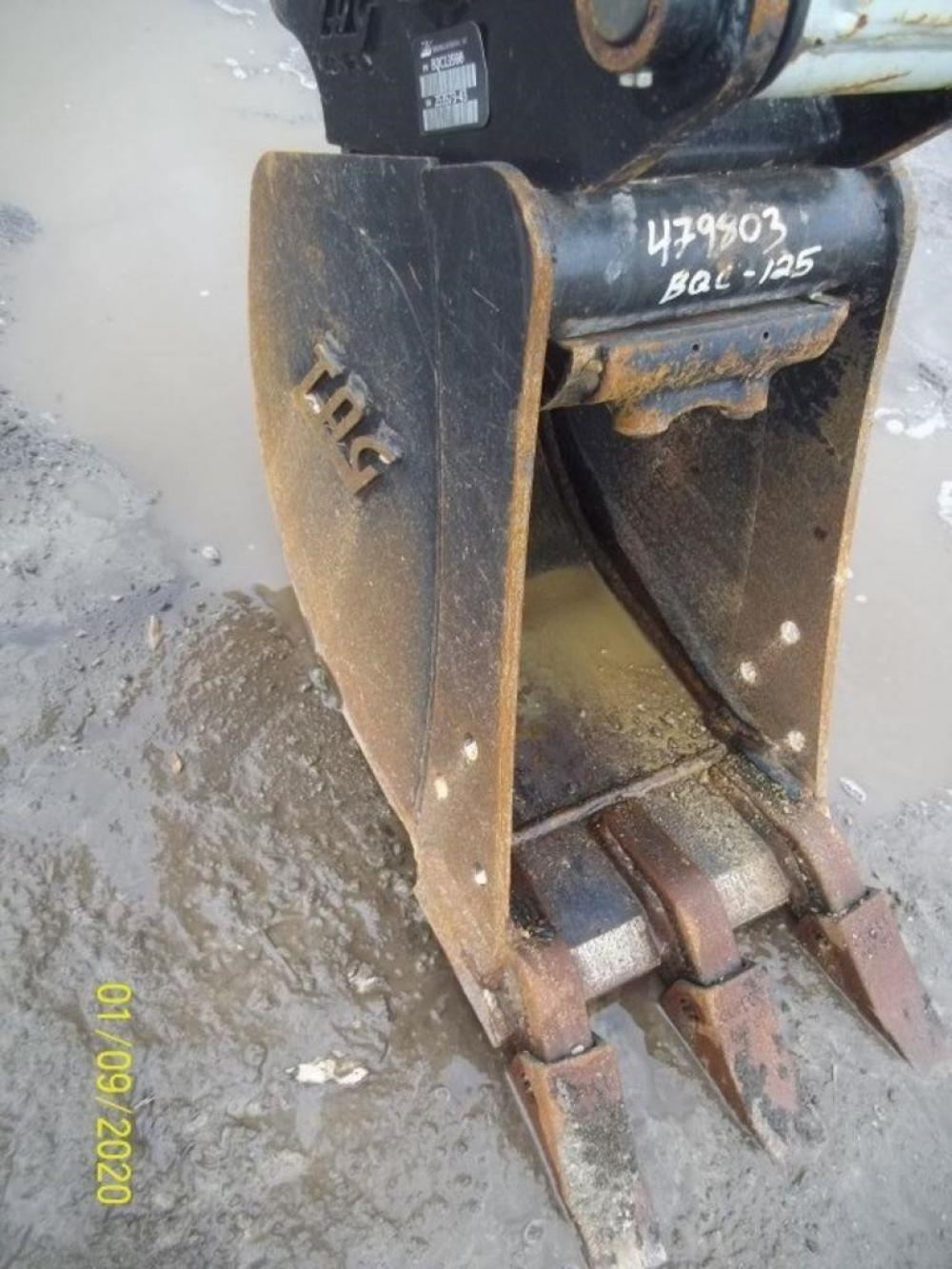 Detail photo of 2018 TAG BQC12510 from Construction Equipment Guide