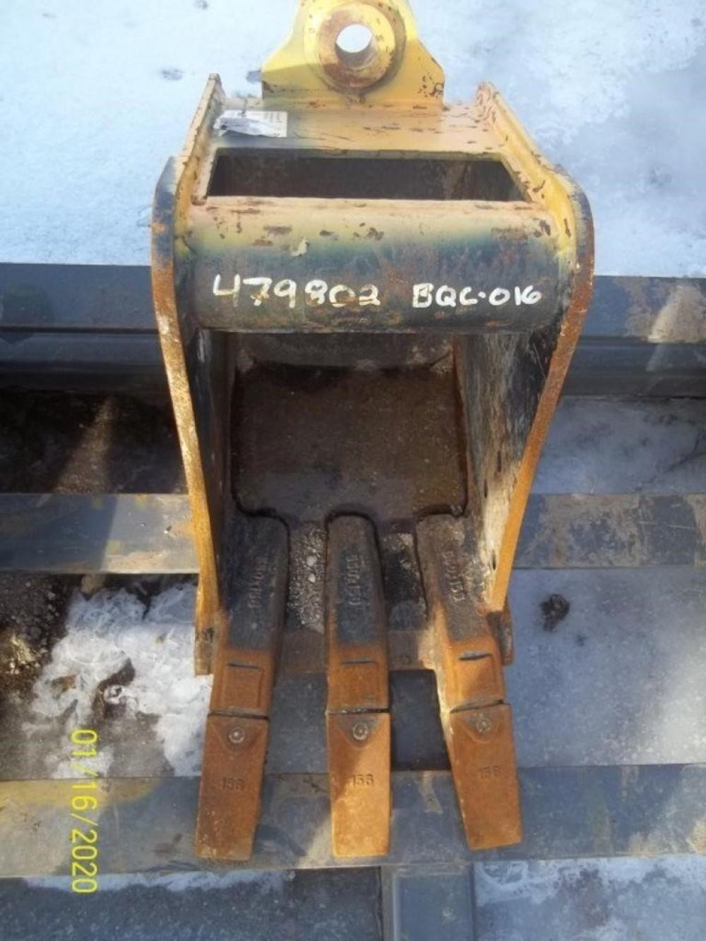 Detail photo of  TAG BQC01610 from Construction Equipment Guide