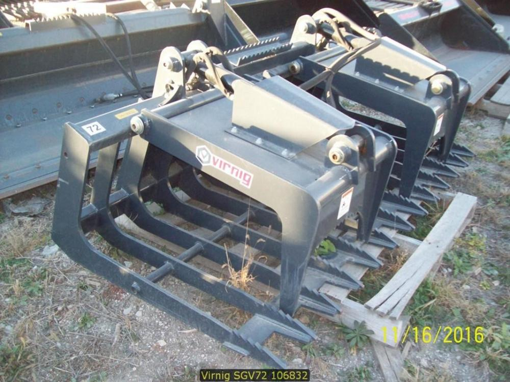 Detail photo of 2015 Virnig SGV72 from Construction Equipment Guide