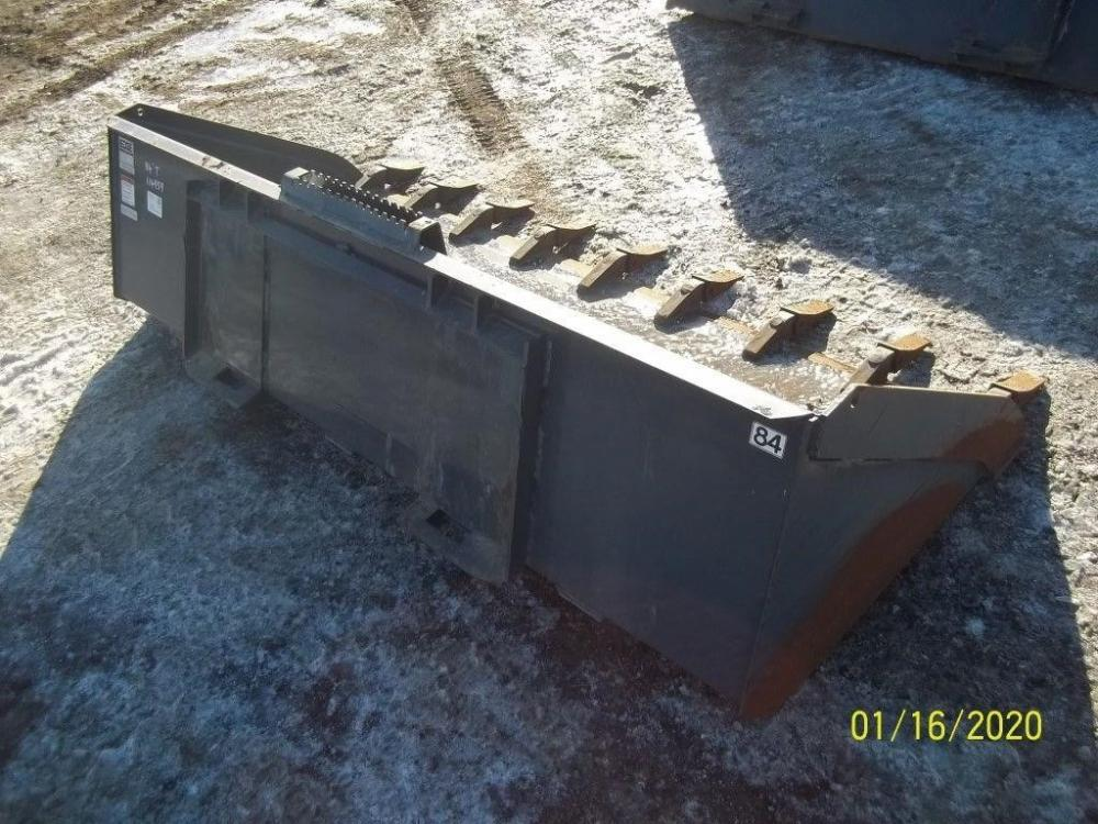 Detail photo of 2016 Edge Manufacturing HDHV84GBT from Construction Equipment Guide