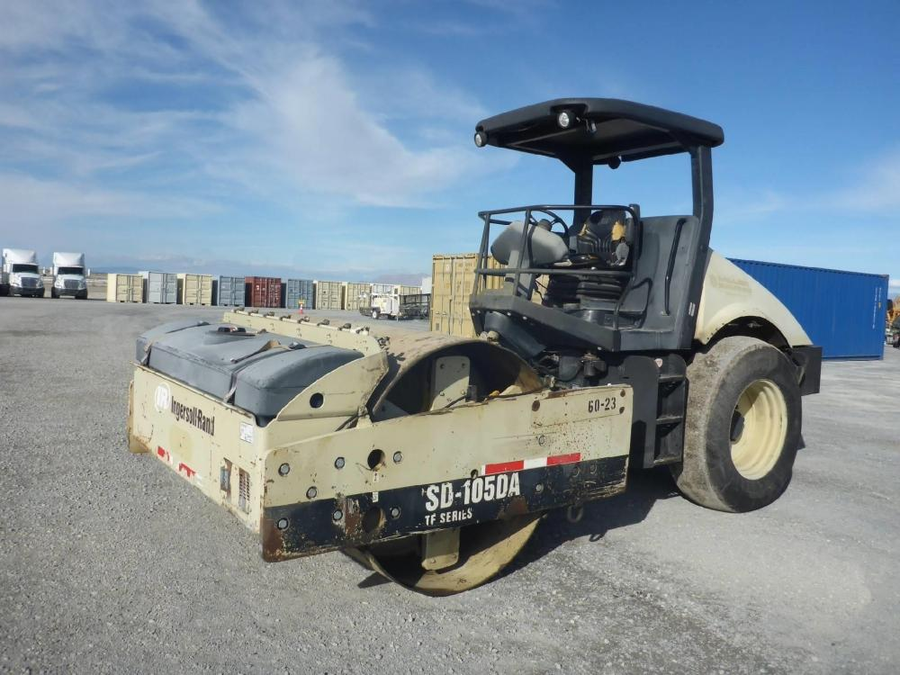 Detail photo of 2003 Ingersoll Rand SD105DA from Construction Equipment Guide