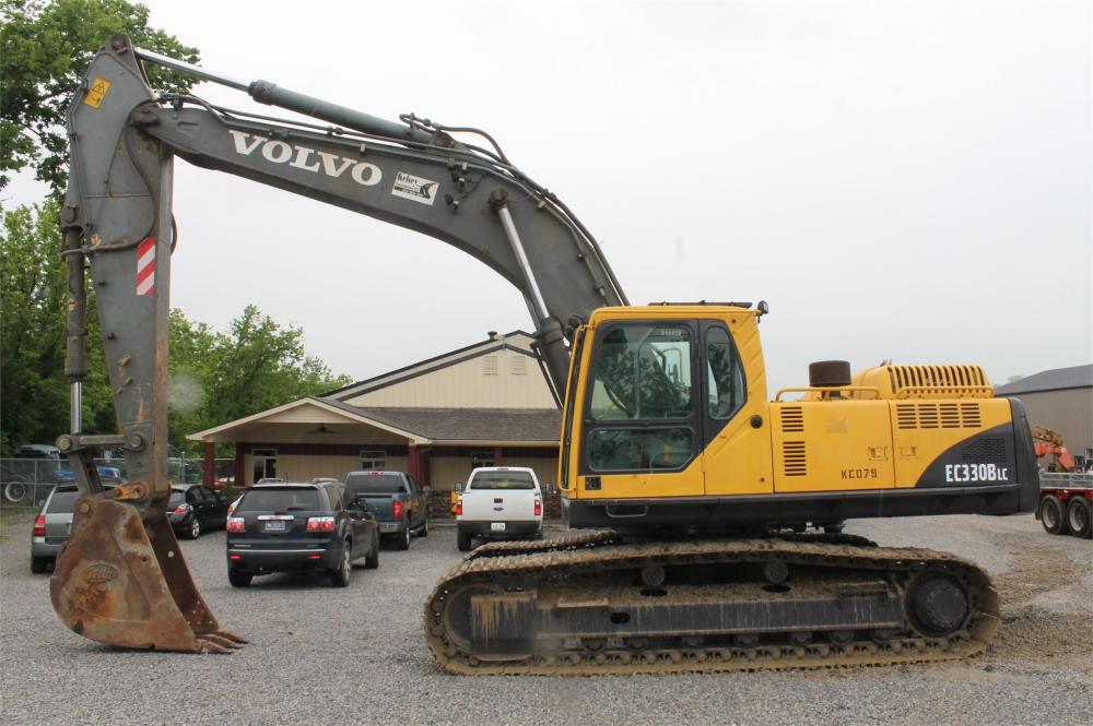 Detail photo of 2005 Volvo EC330BLC from Construction Equipment Guide