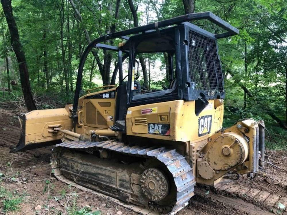 Detail photo of 2011 Caterpillar D4K XL from Construction Equipment Guide