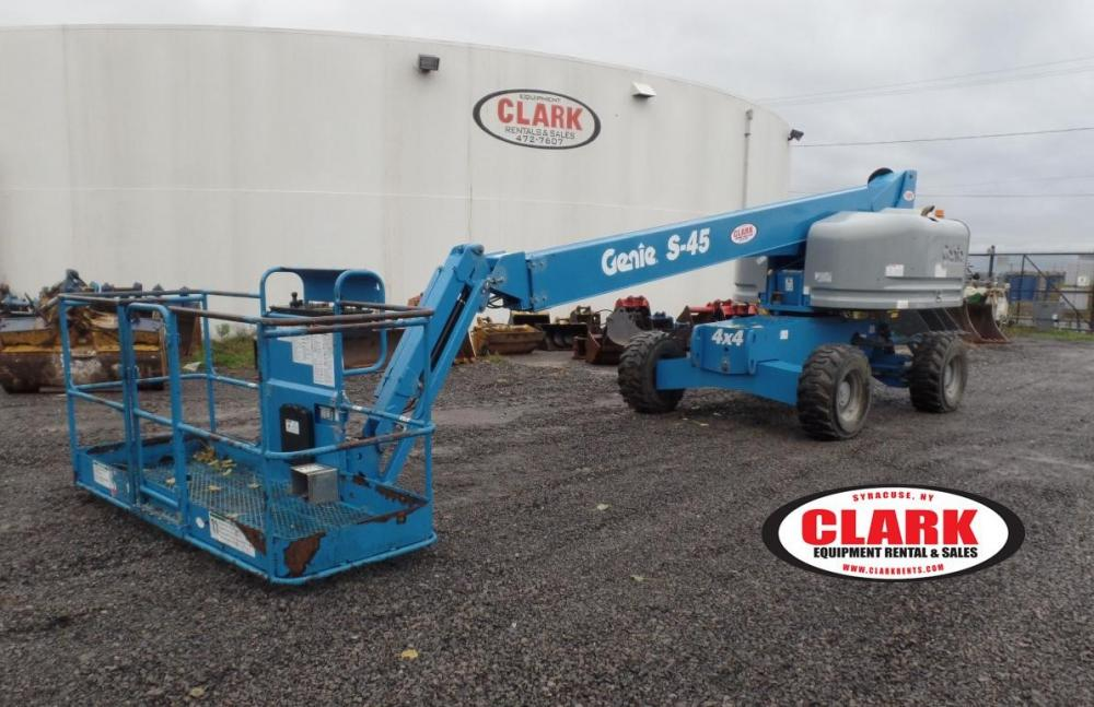 Detail photo of 2014 Genie S-45 from Construction Equipment Guide