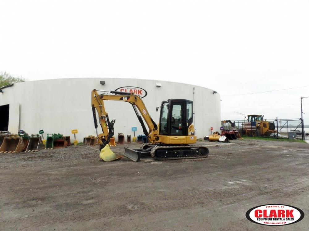 Detail photo of 2018 Caterpillar 305E2 CR from Construction Equipment Guide