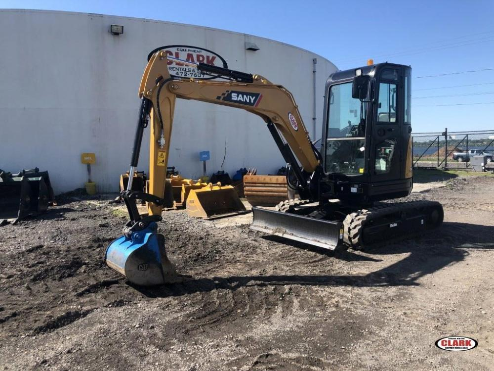 Detail photo of 2019 Sany SY35U from Construction Equipment Guide