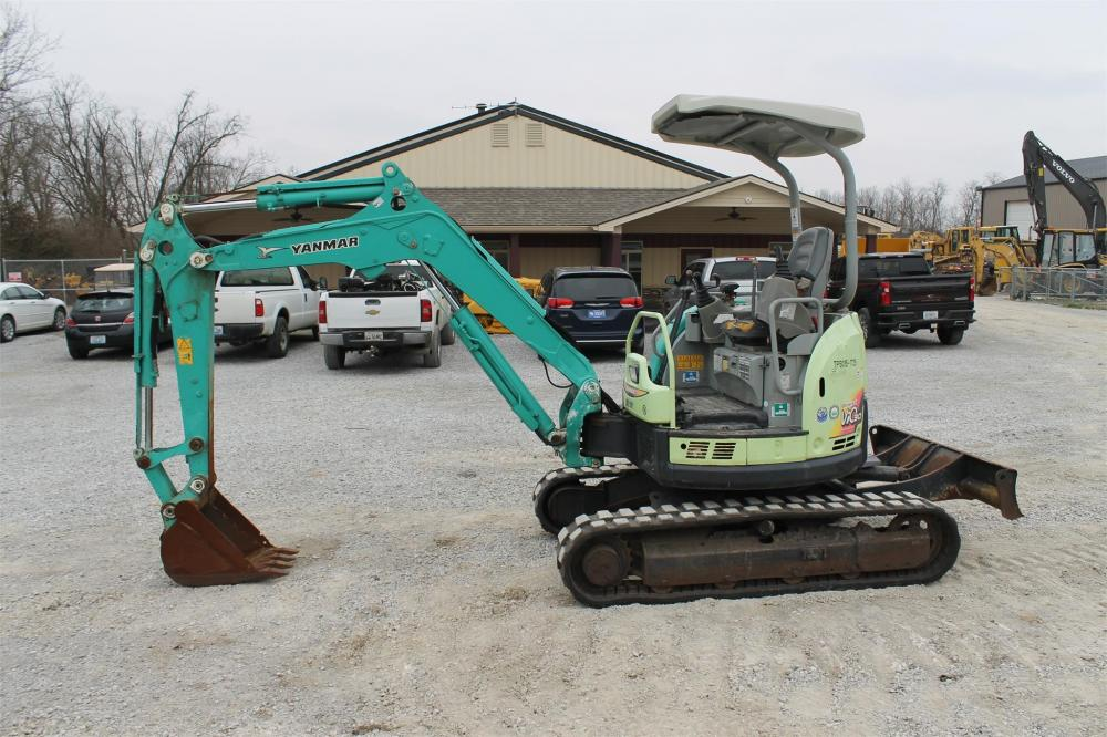 Detail photo of 2008 Yanmar VIO30-5 from Construction Equipment Guide