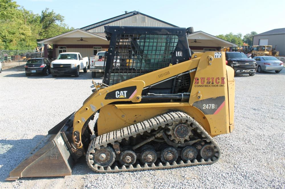 Detail photo of 2008 Caterpillar 247B from Construction Equipment Guide