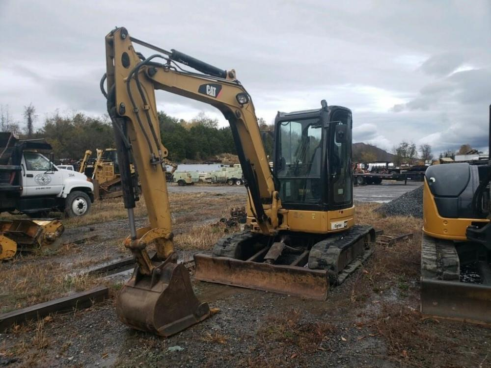 Detail photo of 2008 Caterpillar 305C CR from Construction Equipment Guide