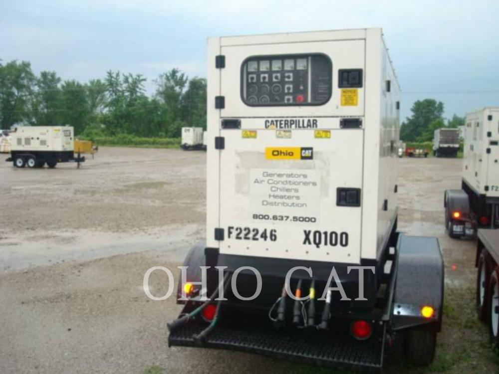 Detail photo of 2011 Caterpillar XQ100 from Construction Equipment Guide