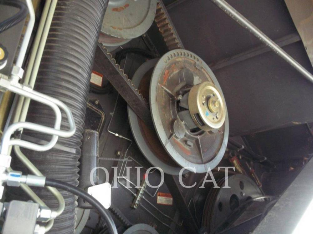 Detail photo of 2011 Claas LEX750TT from Construction Equipment Guide