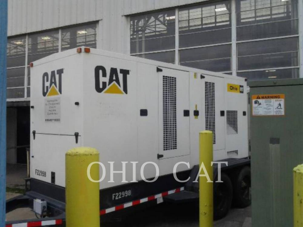 Detail photo of 2010 Caterpillar XQ300 from Construction Equipment Guide