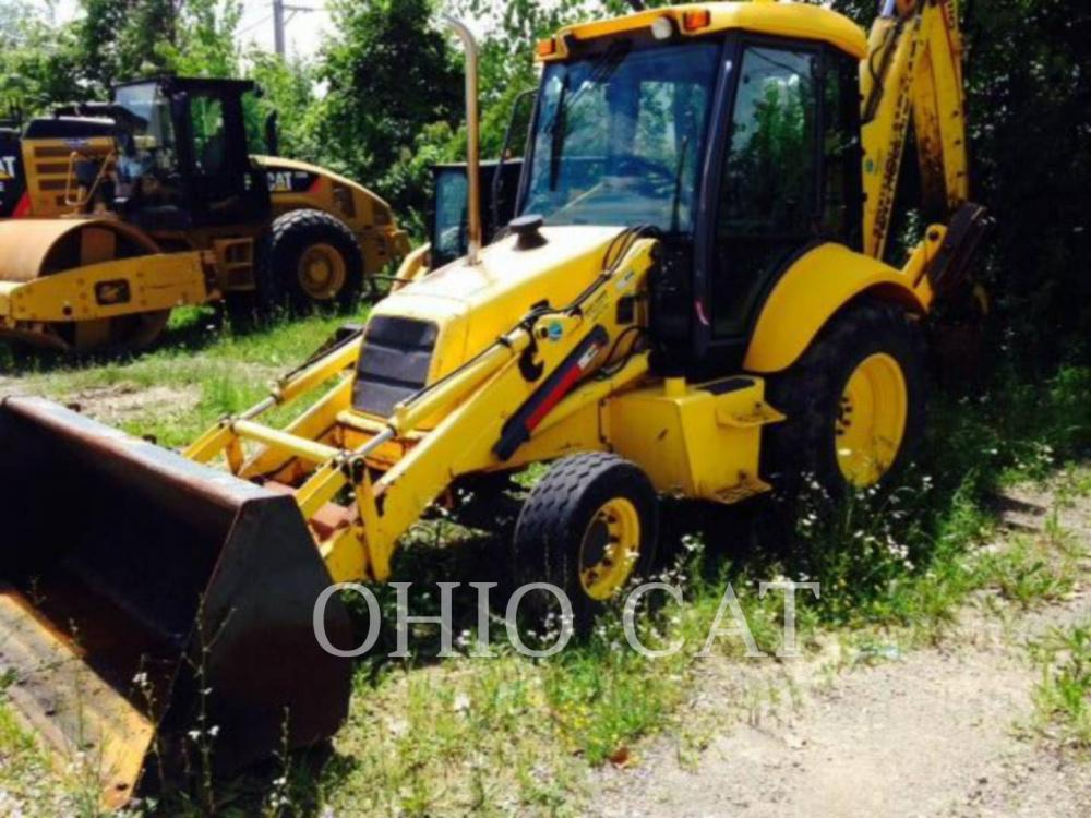 Detail photo of 2001 New Holland LB110 from Construction Equipment Guide