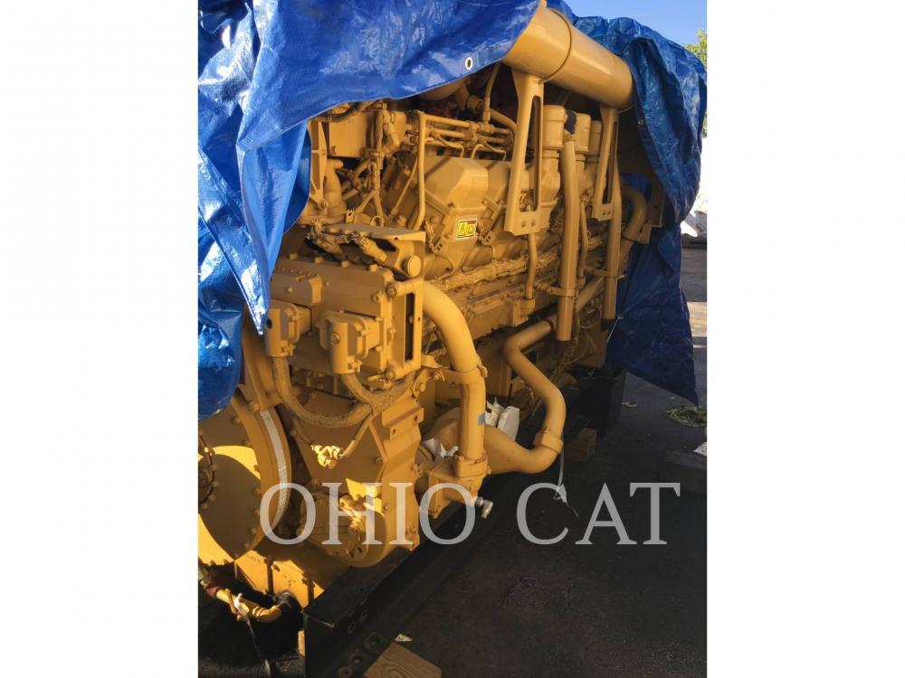 Detail photo of 2009 Caterpillar 3512B from Construction Equipment Guide