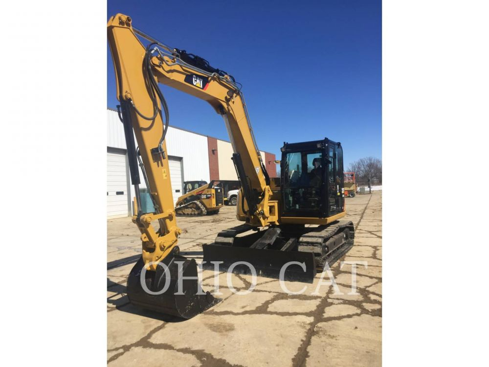 Detail photo of 2016 Caterpillar 308E CR from Construction Equipment Guide