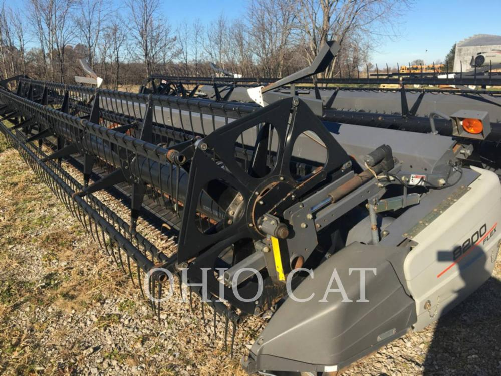 Detail photo of 2007 Gleaner 8200T-30 from Construction Equipment Guide
