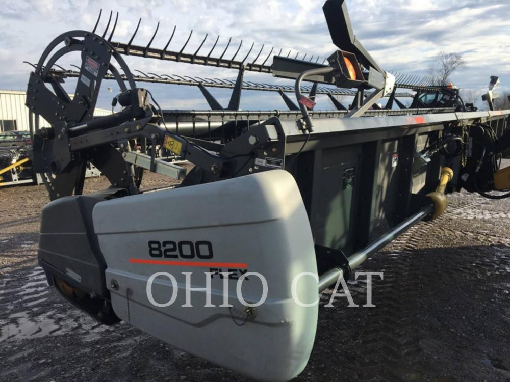 Detail photo of 2010 Gleaner 8200T-30 from Construction Equipment Guide