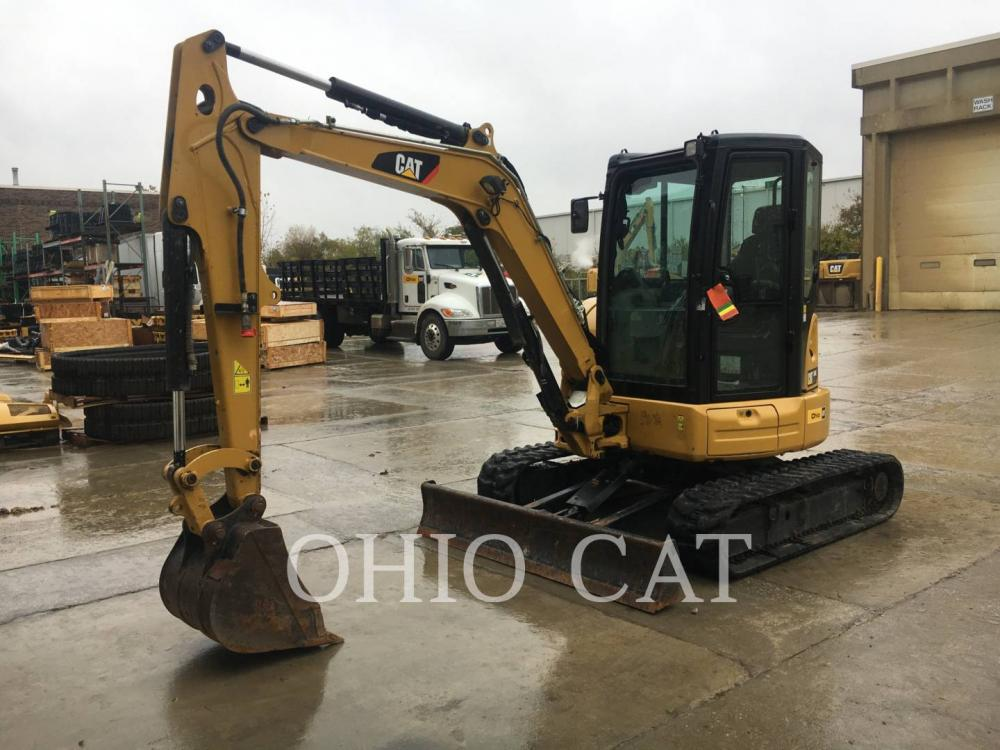 Detail photo of 2017 Caterpillar 304E2 from Construction Equipment Guide